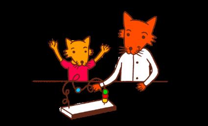servizi educativi la volpe e il canguro